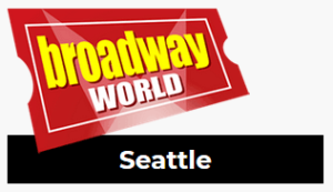 Logo, Broadway World Seattle